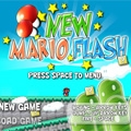 New Mario Flash